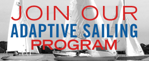 Join our adaptive sailing program